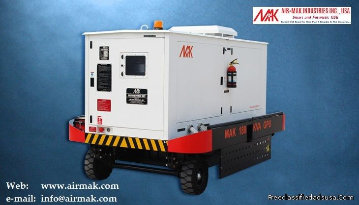 400Hz Ground Power Supply | Aircraft Ground Power Unit | Aircraft Ground Power Supplies