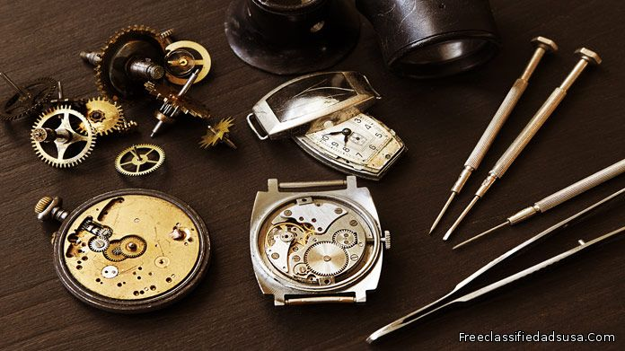 Authorized Watch Repair Services | Swiss FineTiming
