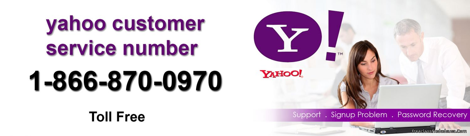 Yahoo Customer Service 1866-870-0970 Care Phone Number