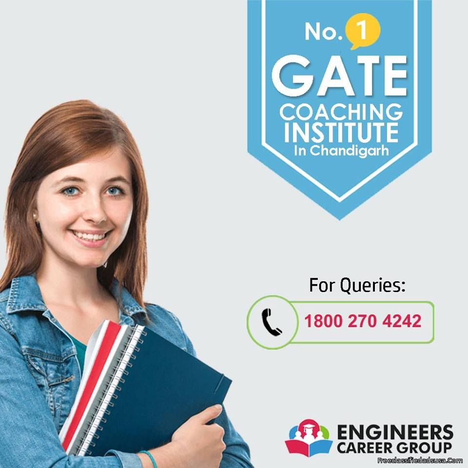 Best GATE Coaching in Chandigarh with Engineers Career Group