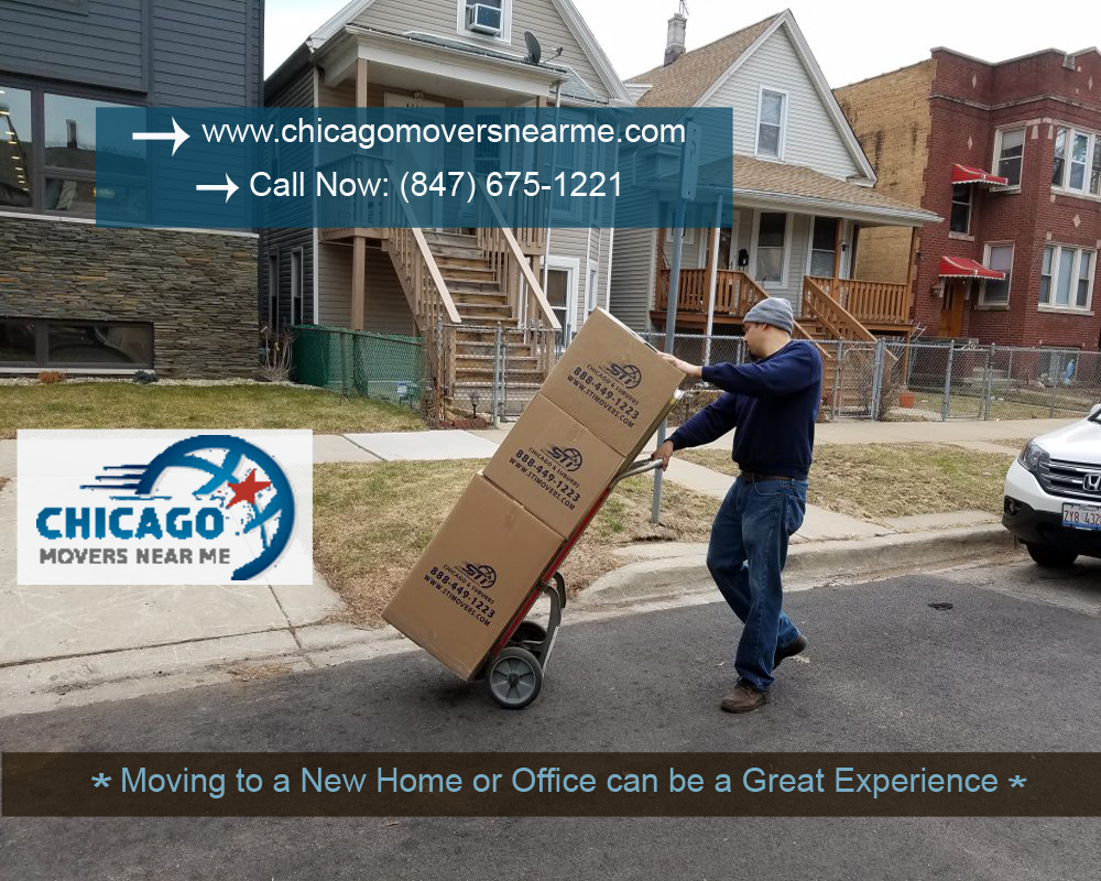 Movers Near Me - STI Movers