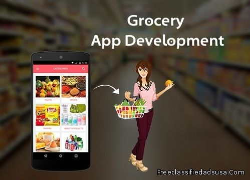Grocery delivery apps development | grocery ordering system