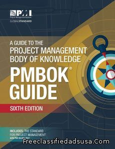 PMBOK® Guide 6th Edition Update
