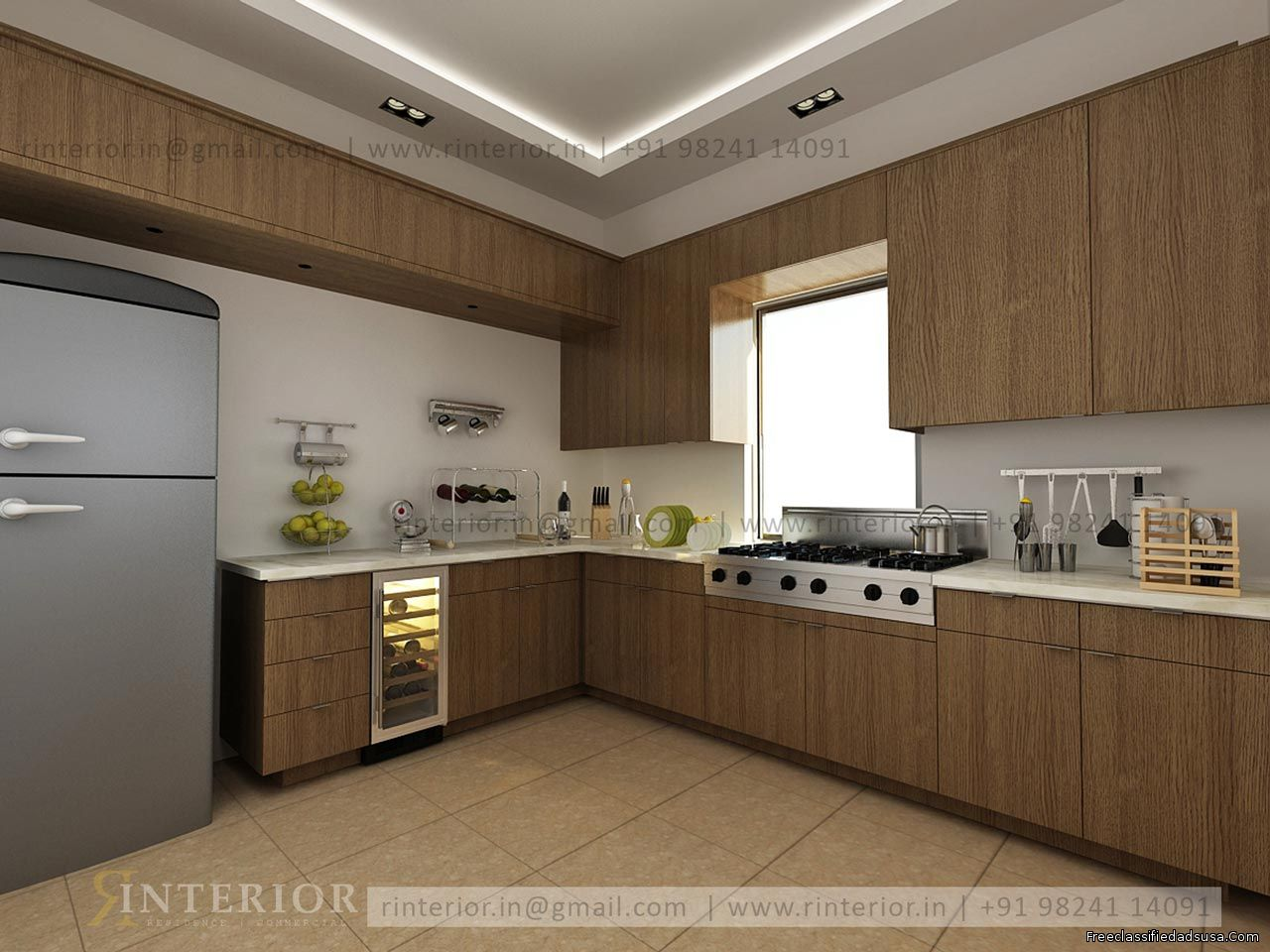 Accurate House Plan Design in India by RInterior