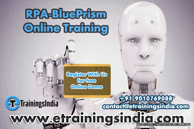 RPA Blueprism Online Training ,Software Installation by Certified Experts