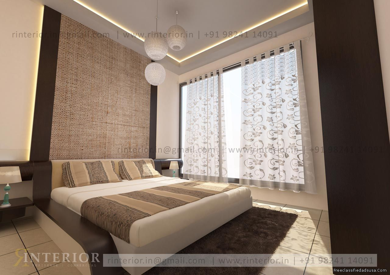 Many Ideas for Home Design in Ahmedabad by RInterior