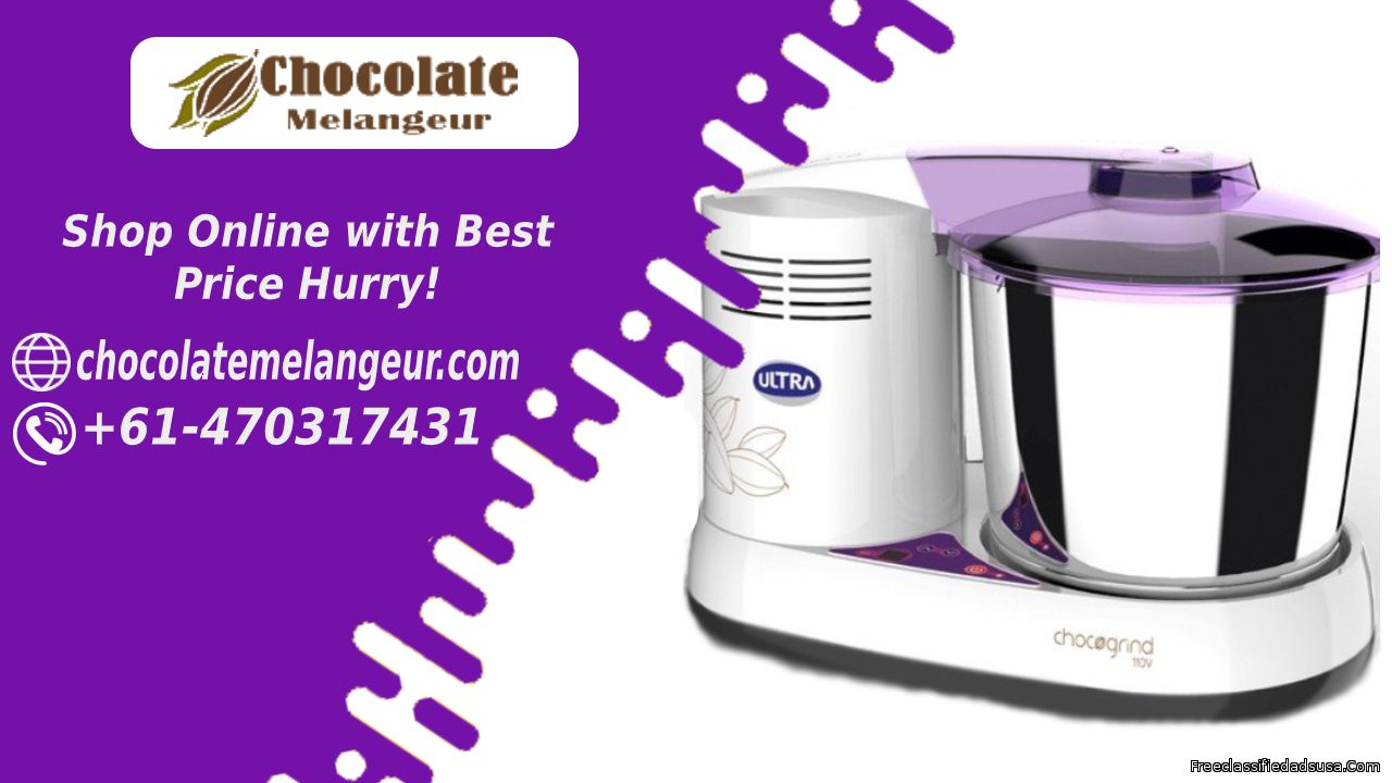 Chocolate Conching Machine - Chocolate Melanger For Sale