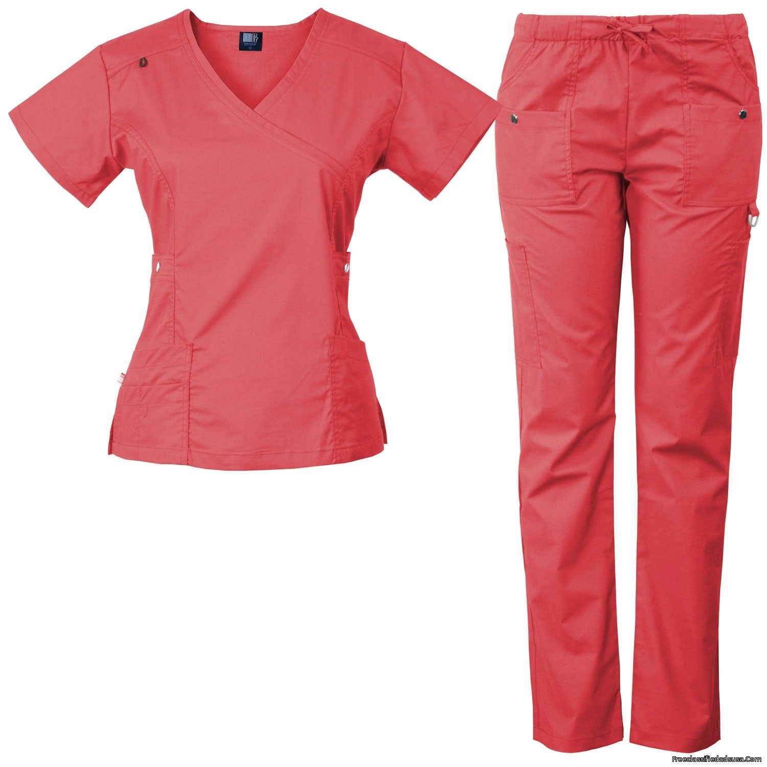 Male and Female Nurse Scrubs for Sale